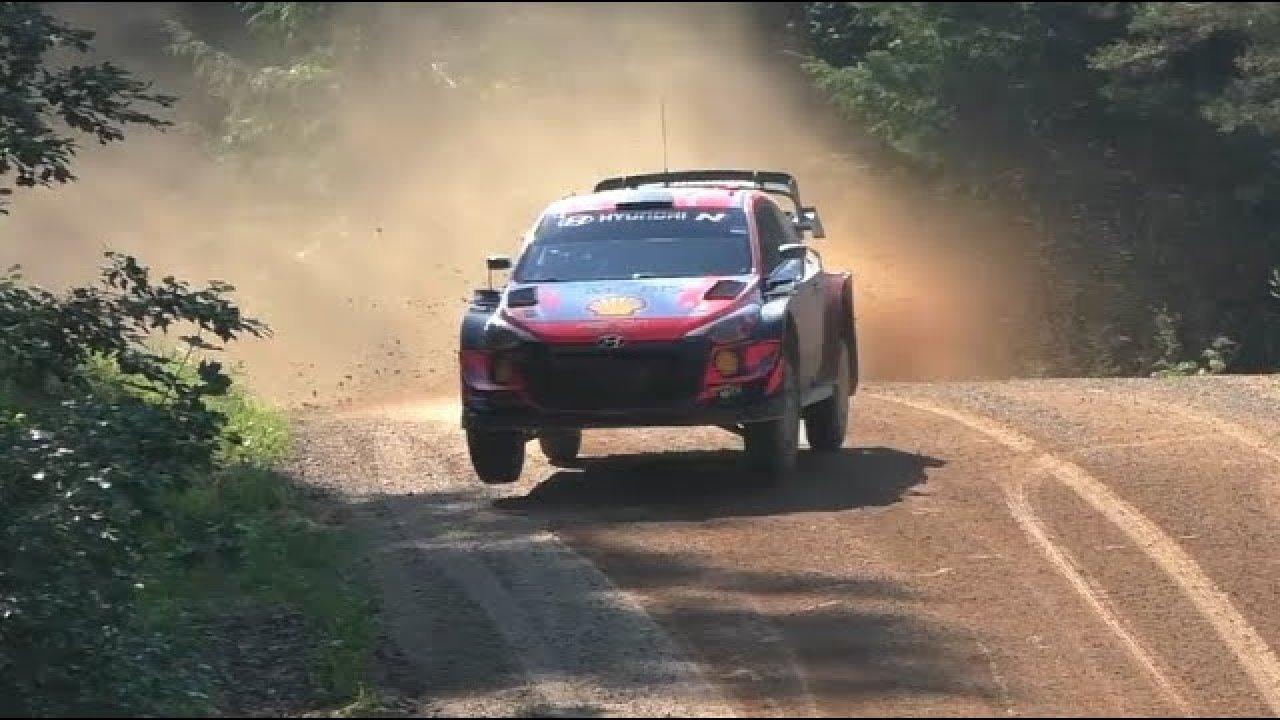 Tänaku Rally Estonia 2021 eelne test, SAXX1979