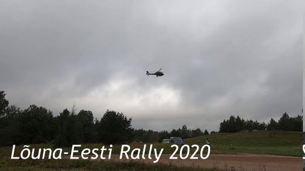 Lõuna-Eesti Ralli 2020 kiiruskatsed SS2 ja SS3