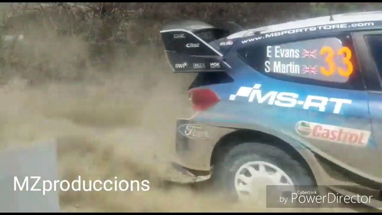 Mehhiko ralli 2019 - testikatse, Marcel Cicres Parro