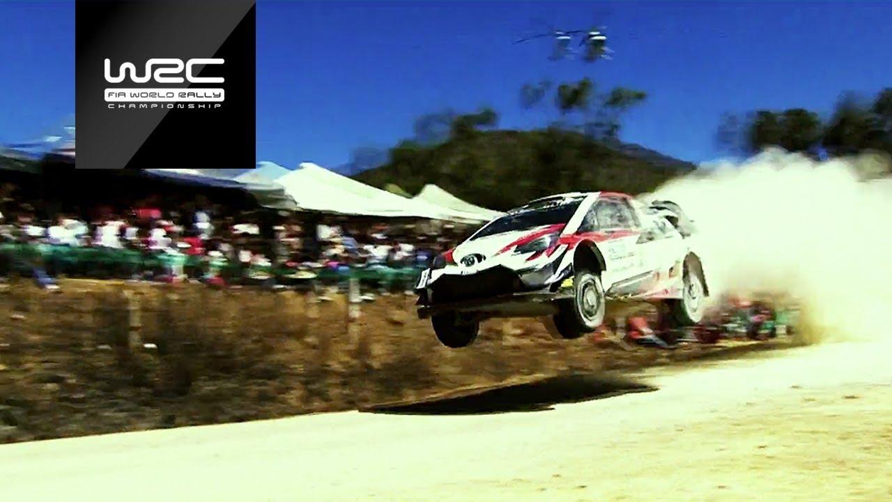 Mehhiko ralli 2019 - õrritus, WRC