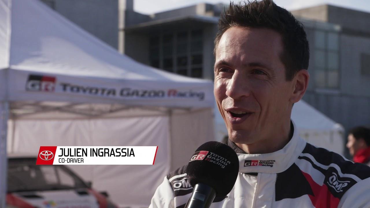 Toyota Gazoo Racing 2020 rallitiimi esitluse ülevaade