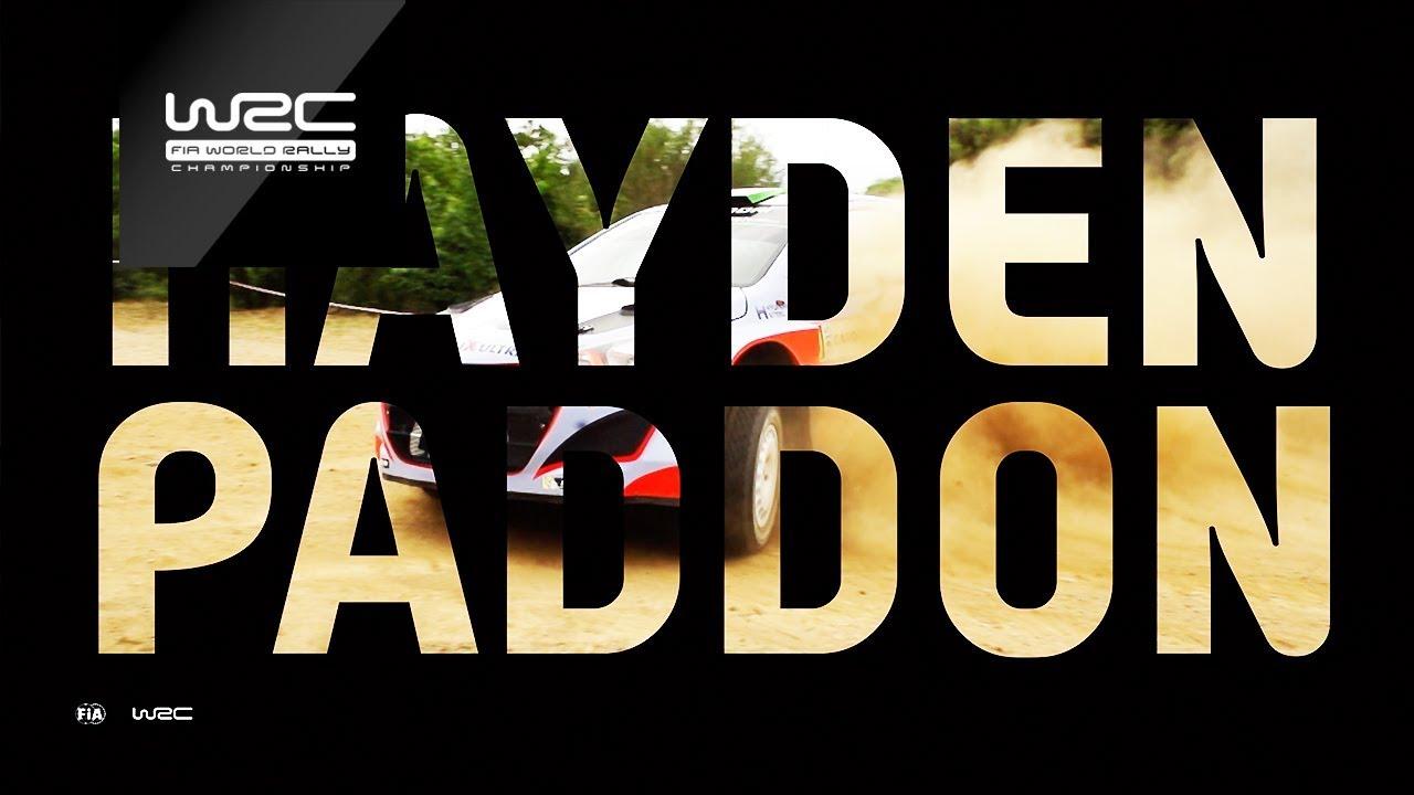 Tagasivaade Hayden Paddoni karjäärile enne tema tagasitulekut WRC sarja