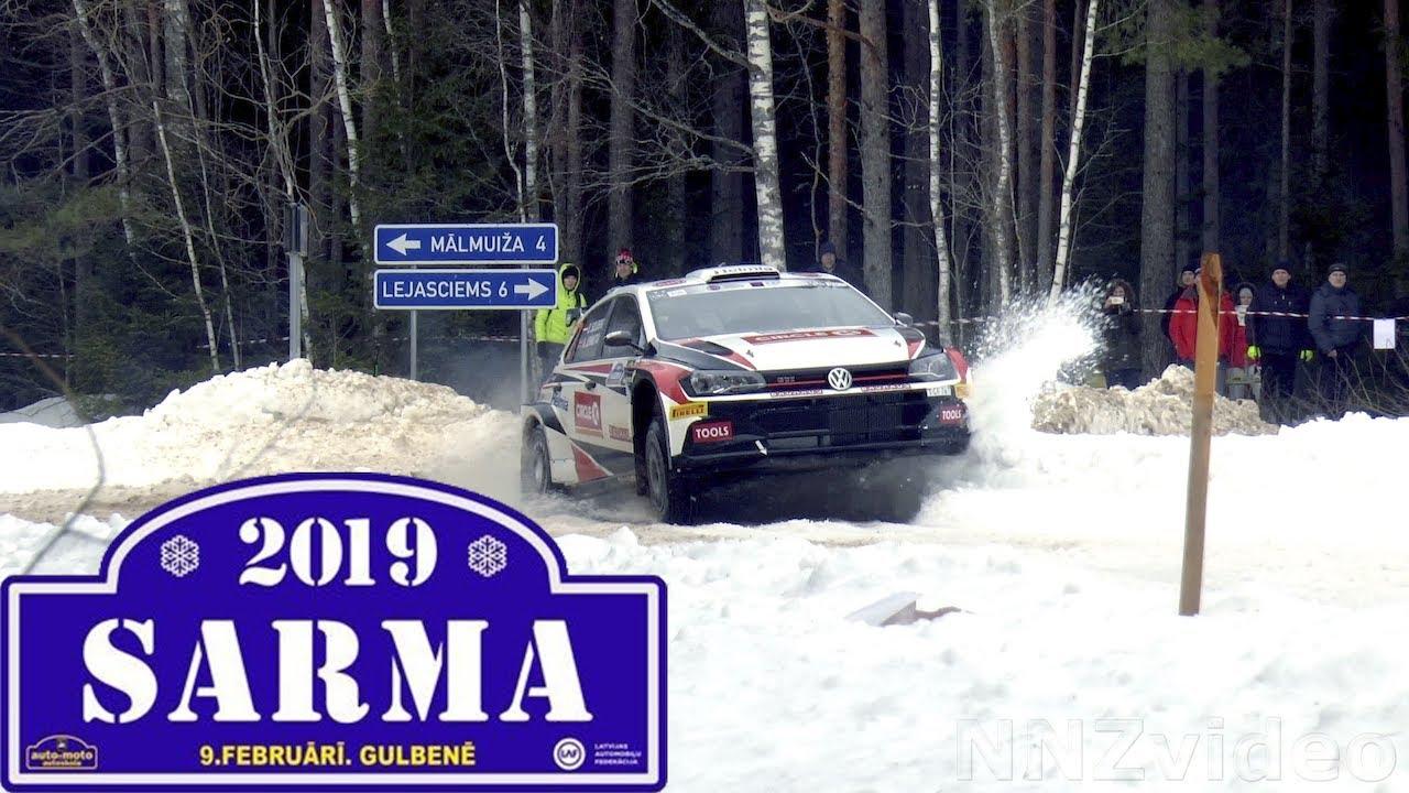 Rally Sarma 2019 - ülevaade, Karolis Seneckis