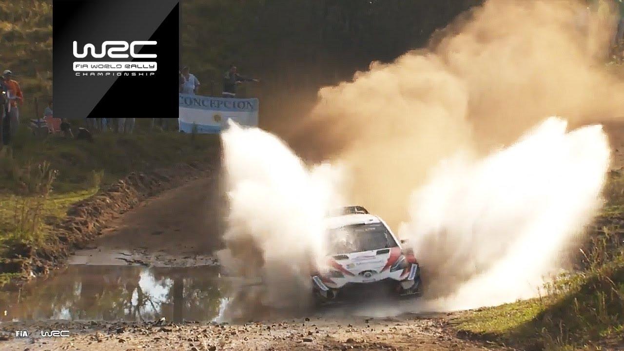 Argentiina ralli 2018 - kiiruskatsed 2 - 5, ülevaade, WRC