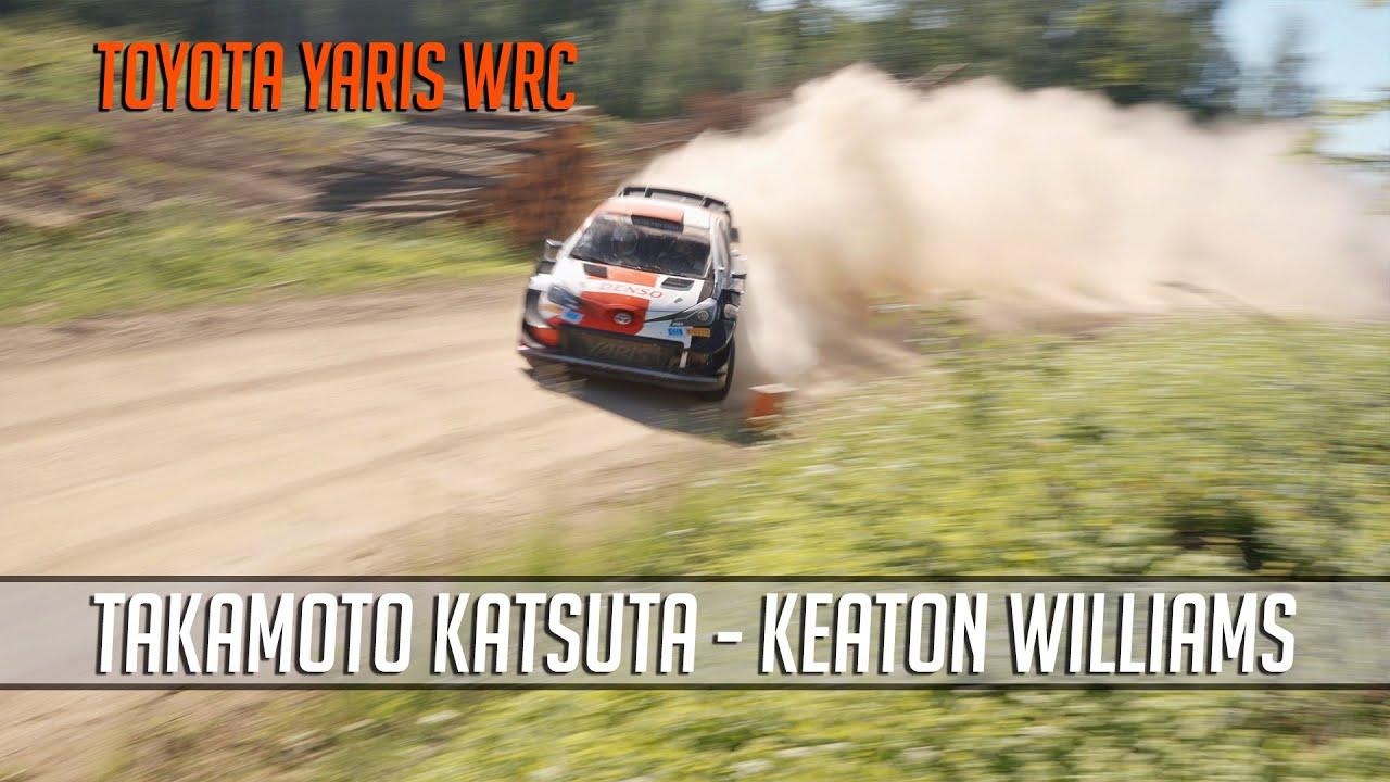 Katsuta Rally Estonia 2021 test, Powerstage