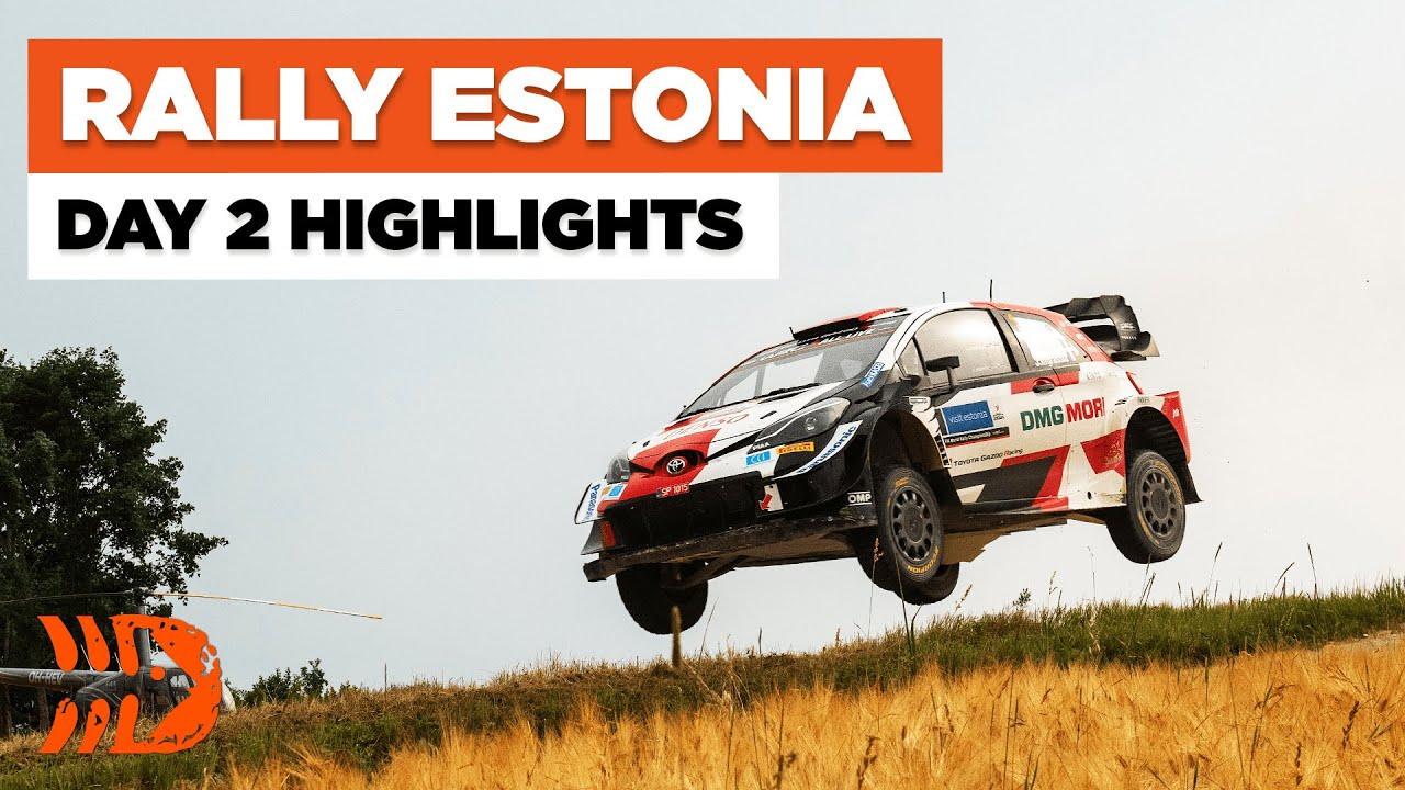 Katkestamised ja ebaõnn Rally Estonial reedesel võistluspäeva, DirtFish