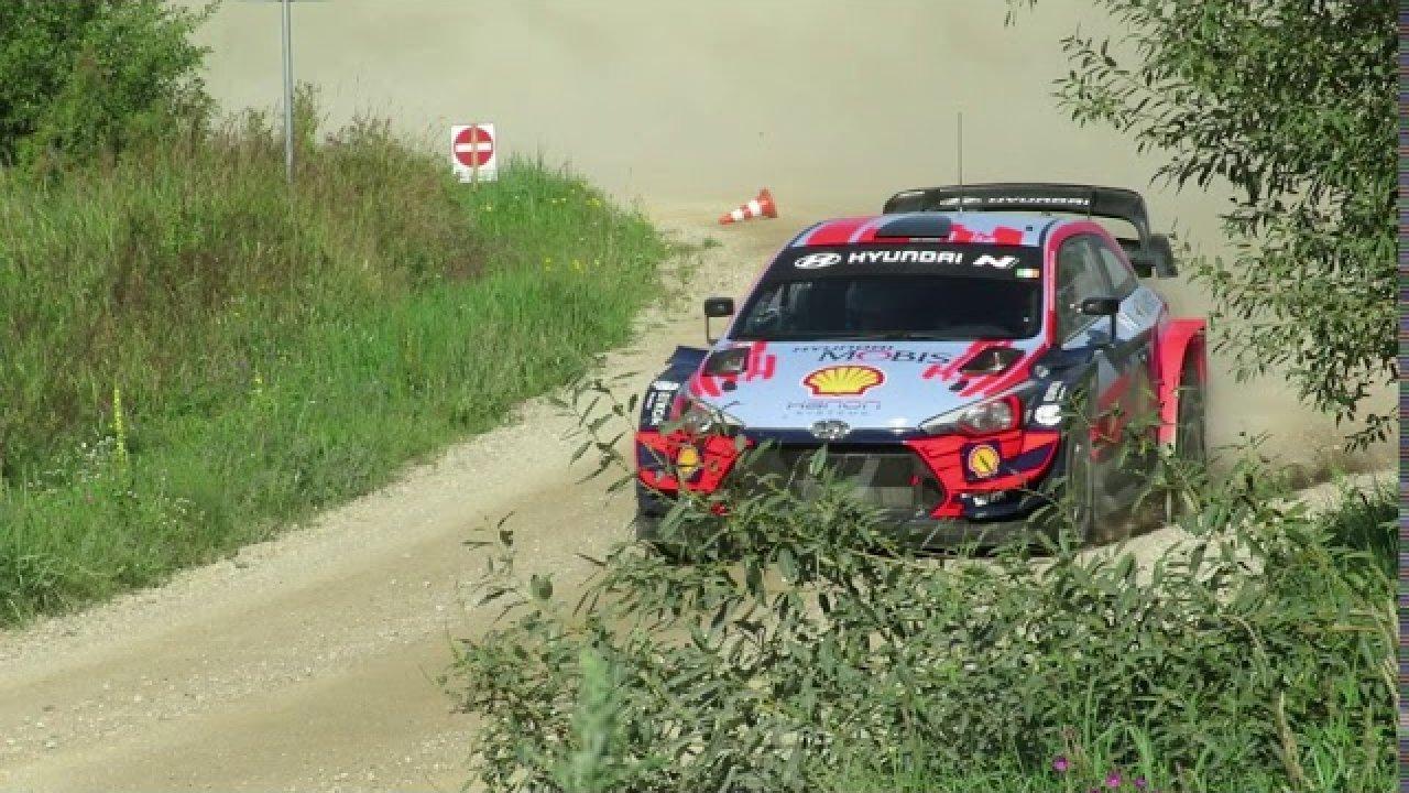 Breeni Rally Estonia eelne test