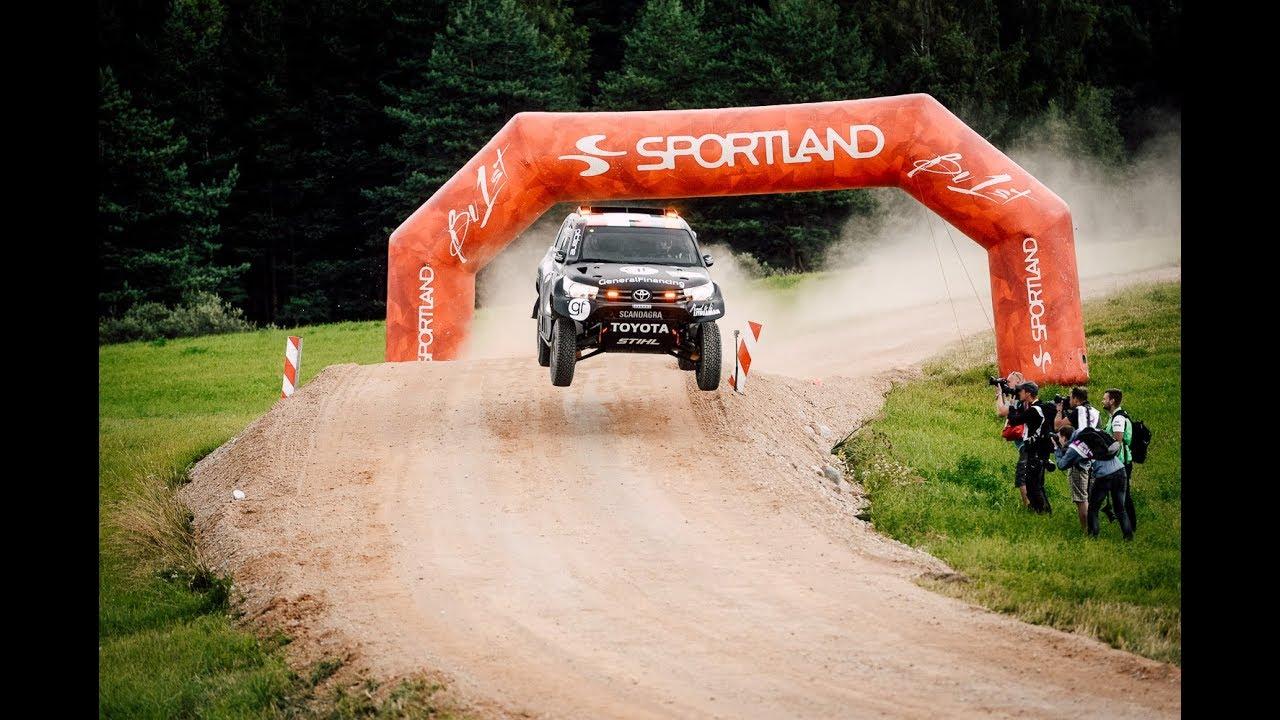 Seda suurt möirgavat Toyotat Rally Estonialt mäletad?
