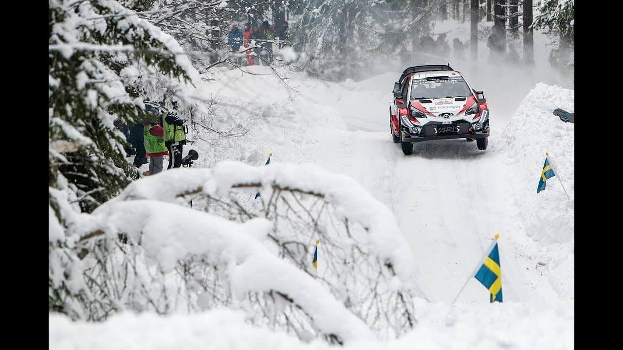 Rootsi ralli 2019 - testikatse, FAPACUNBLO