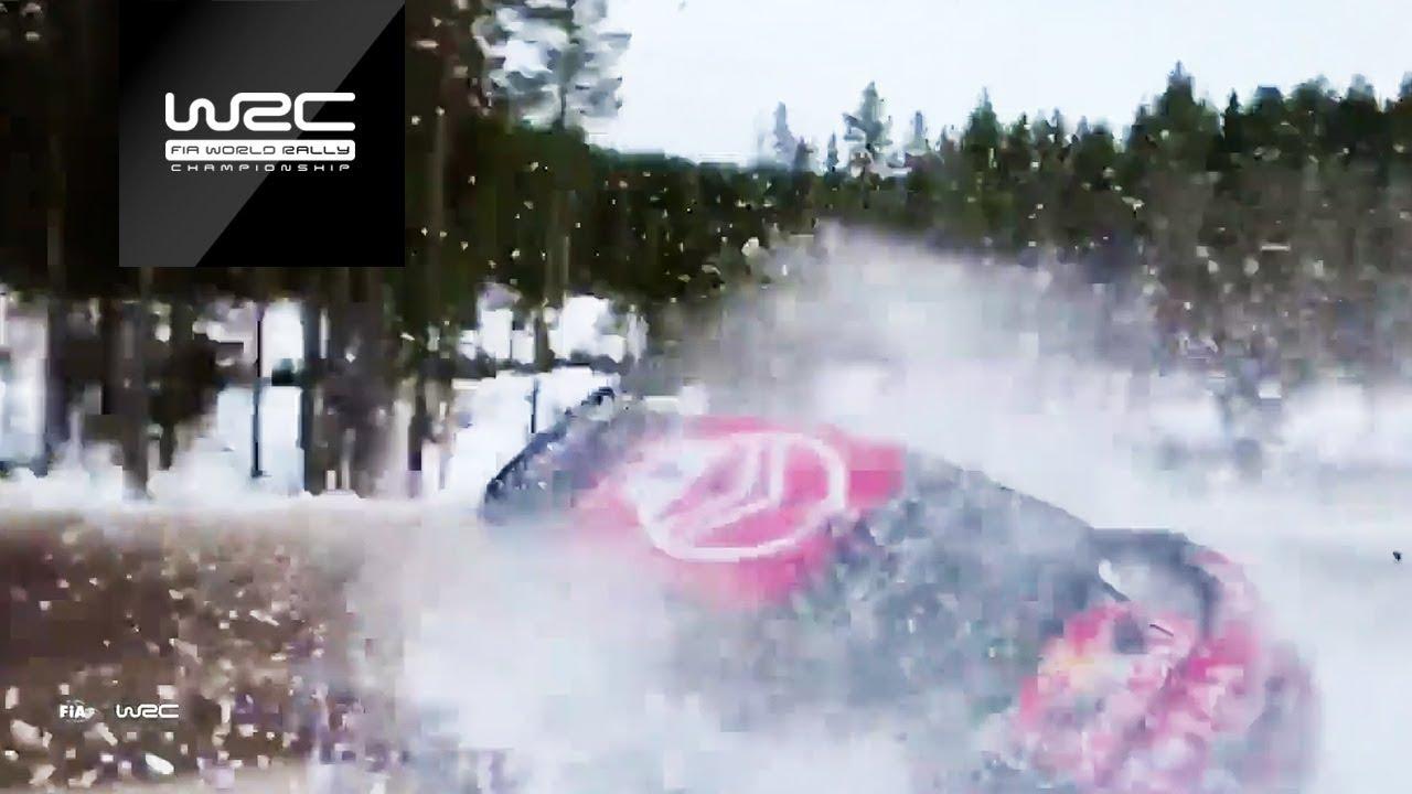 Rootsi ralli 2019 - SS5 - SS8, ülevaade, WRC