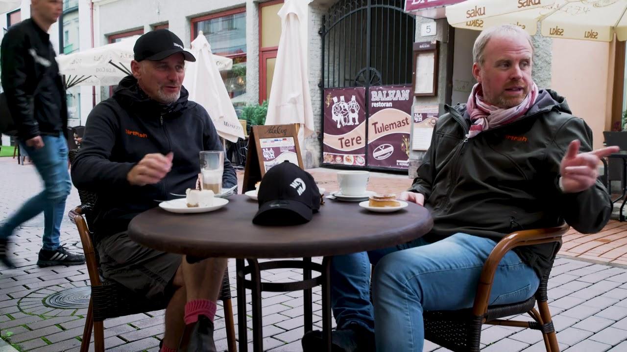 DirtFish Kitchen Table - Rally Estonia