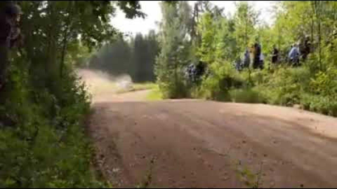 Gryazini väljasõit Rally Estonial