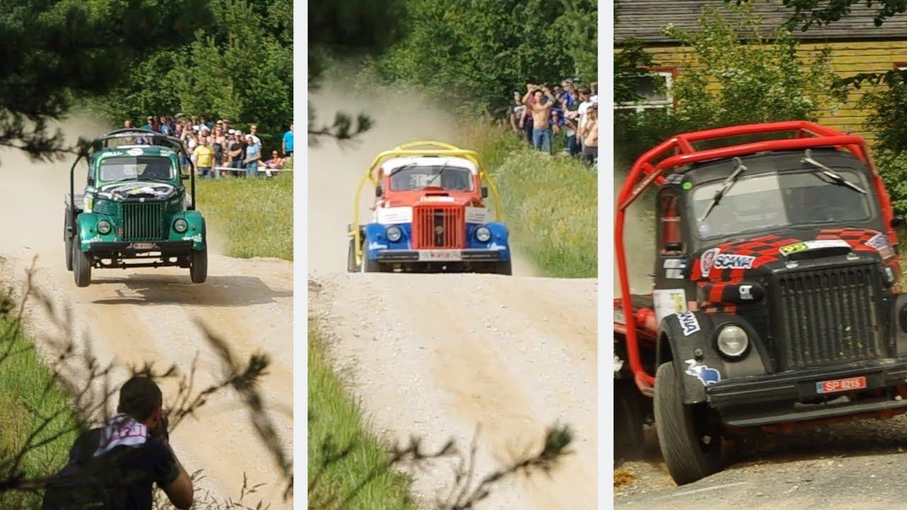 Rally Estonia 2019 - ülevaade, veoautod, Entskar