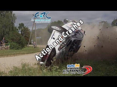 auto24 Rally Estonia 2016 - väljasõidud ja katused