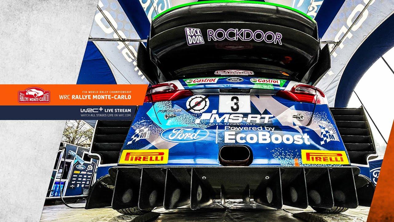 Monte Carlo Ralli 2021 ametlik start