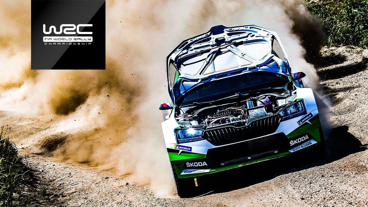 WRC2 klassi laupäevase päeva kokkuvõte Portugali rallil