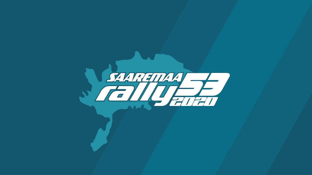 Saaremaa Rally 2020 autasustamispoodiumi otseülekanne järelvaadatavana
