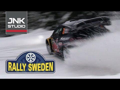 Rootsi ralli 2018 - ülevaade, 1. päev, JNK Studio