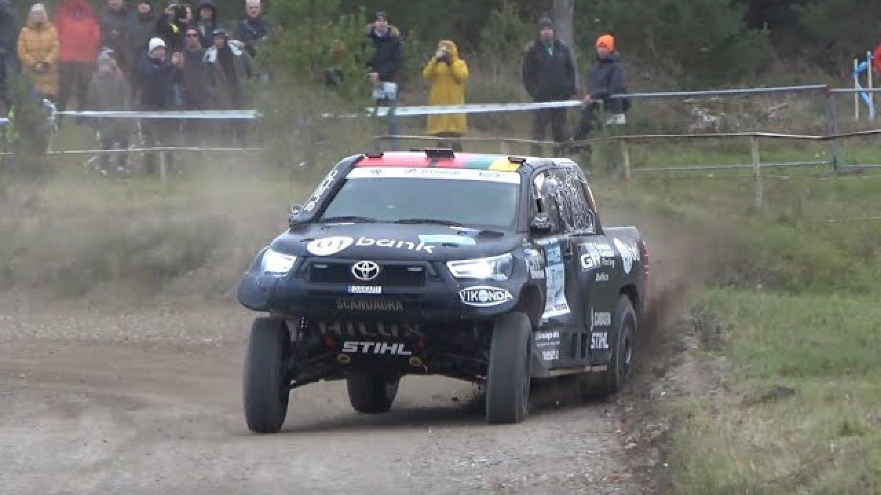 Saaremaa Rally 2021 videokokkuvõte
