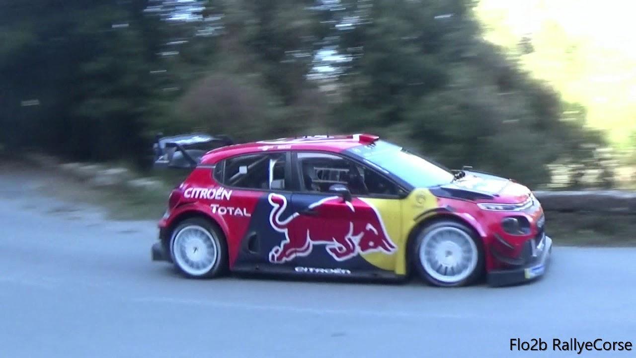 Prantsusmaa ralli 2019 - rallieelne test, Ogier, Flo2b RallyeCorse