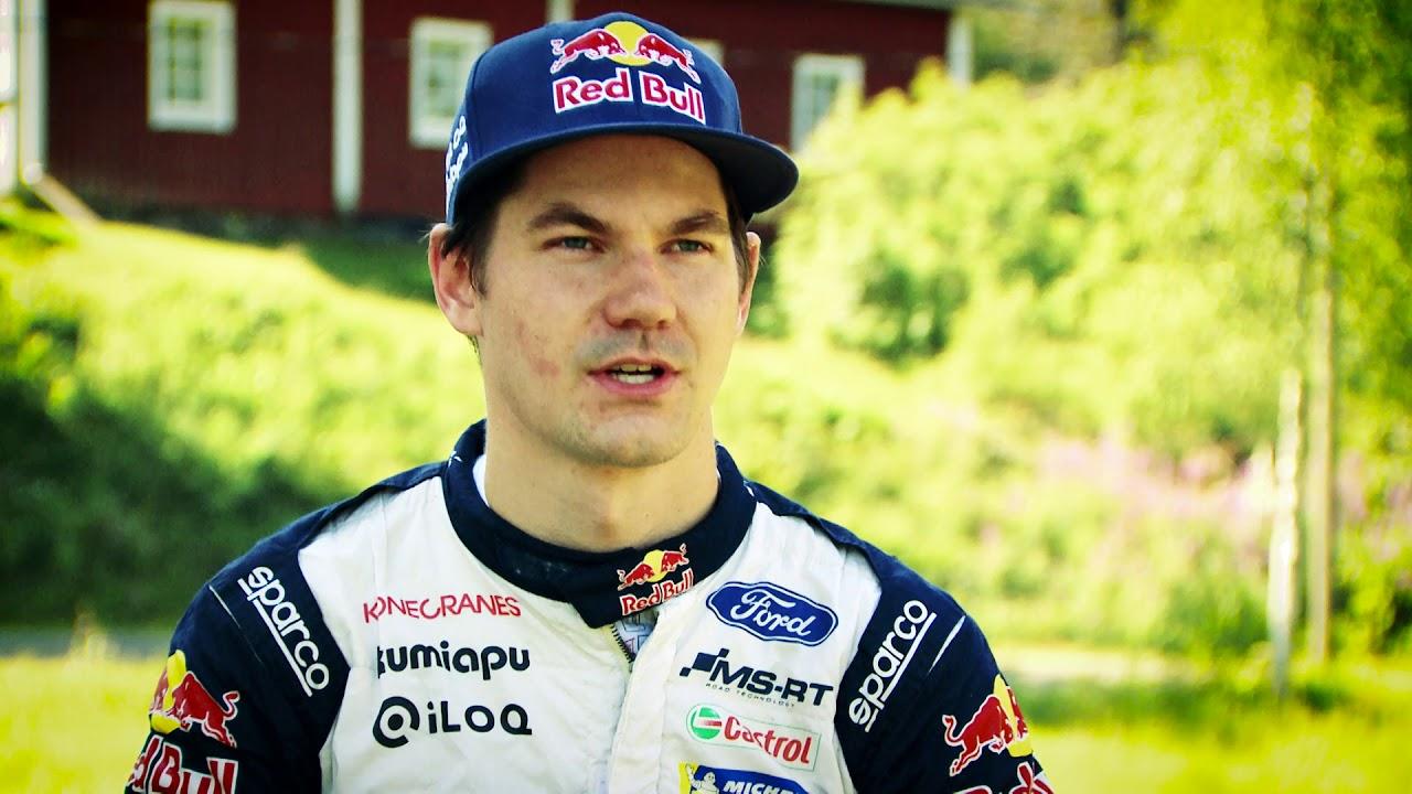 Soome ralli 2018 - eelvaade, Teemu Suninen testimas