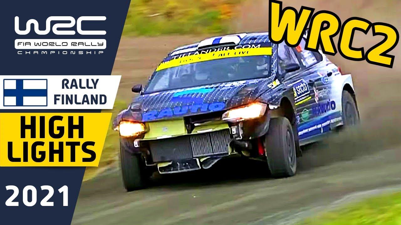 Soome ralli 2021 WRC2 ülevaade