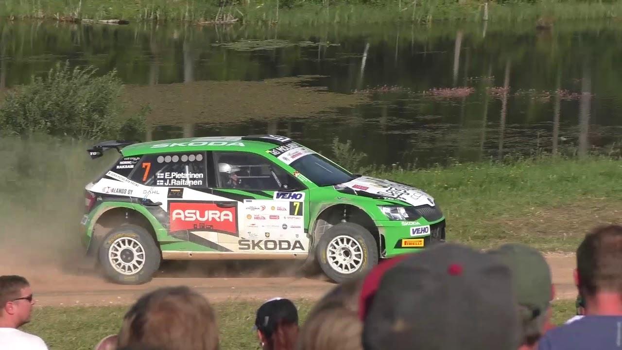 Rally Estonia 2018 - 1. päev ja 2. päev, R5 ülevaade, KT 60FPS