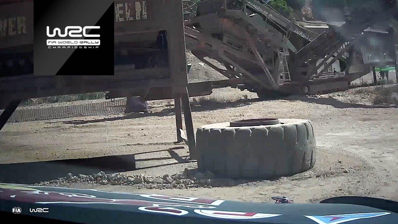 Sardiinia ralli testikatse läbi Ogieri pardakaamera