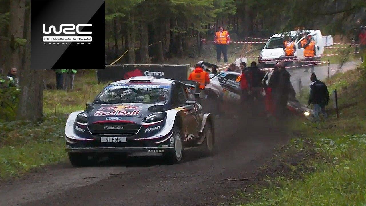 Walesi ralli 2018 - testikatse, ülevaade, WRC