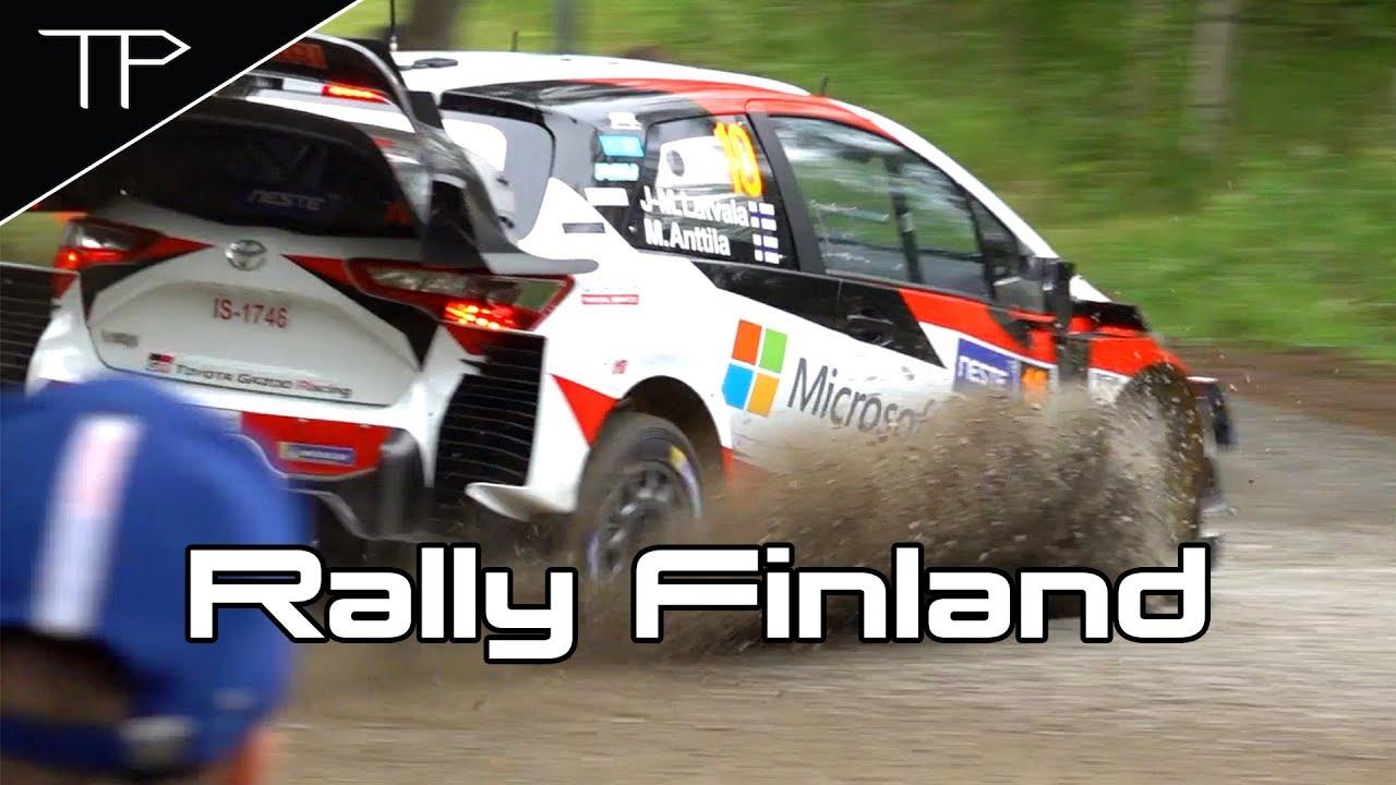 Soome ralli 2019 - 1. võistluspäev, Toni Vuohelainen