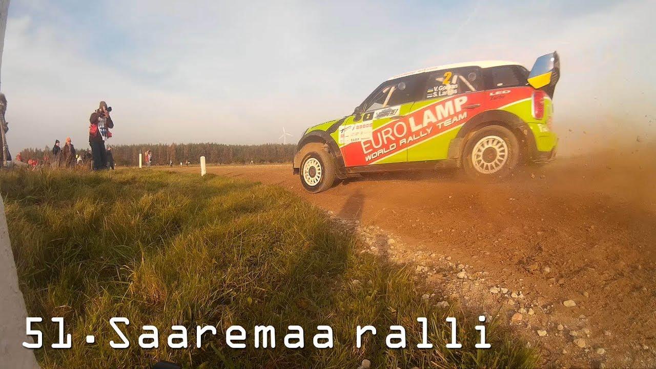 Saaremaa ralli 2018 - ülevaade, DriveTV10