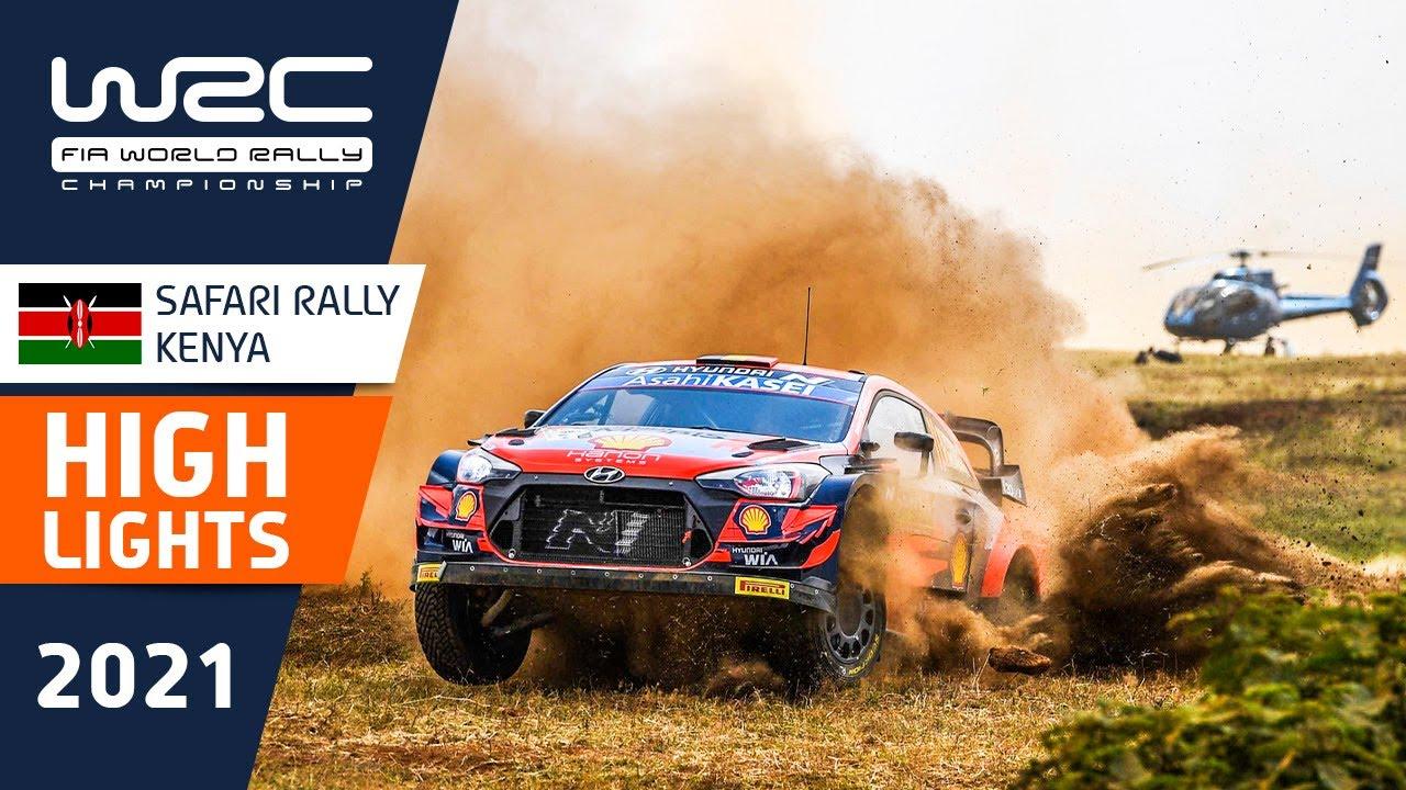Keenia ralli esimese võistluspäeva ülevaade, WRC