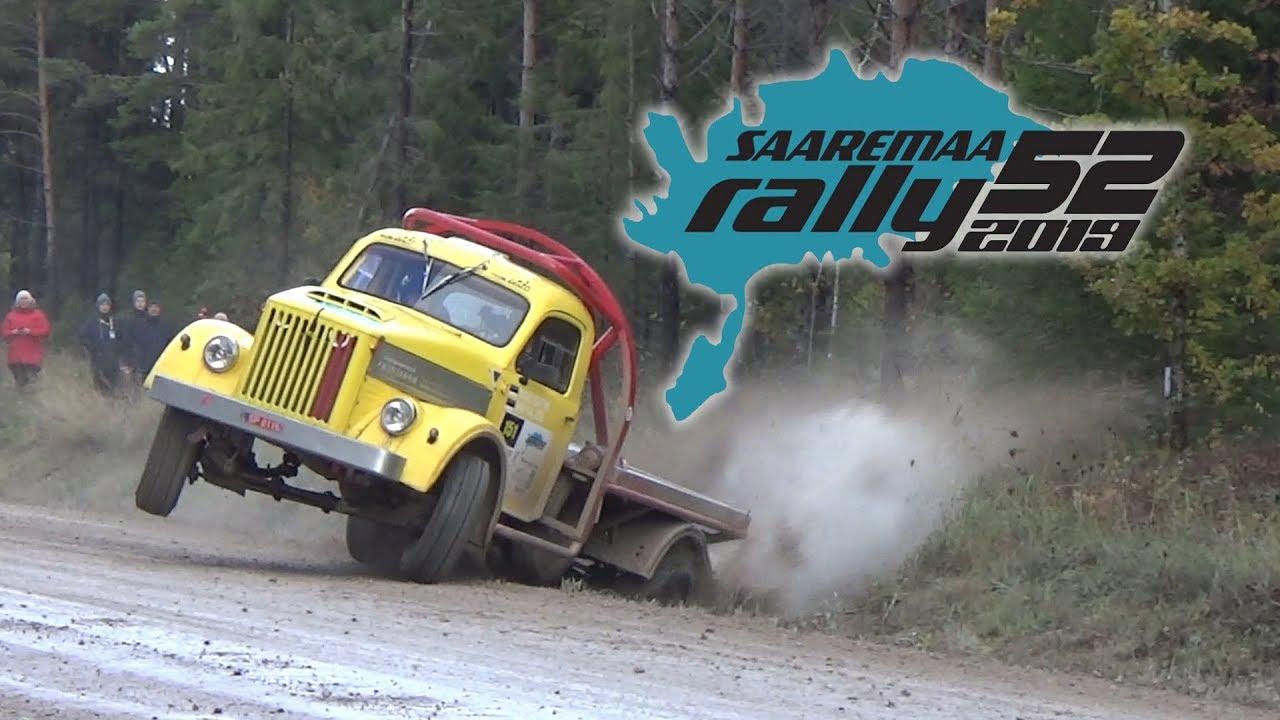 Saaremaa Rally 2019 - ülevaade, Sandris Zonbergs