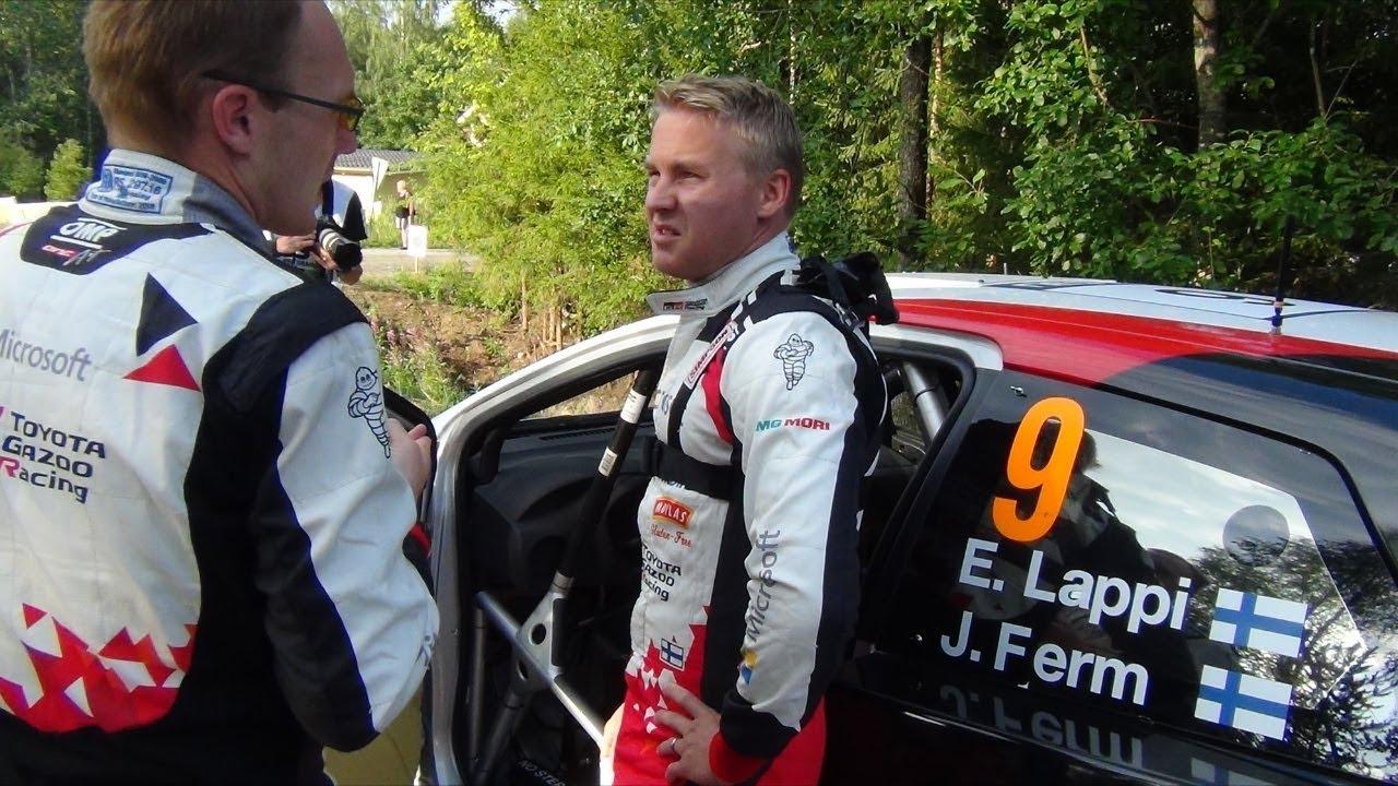 Soome ralli 2018 - testikatse, AL Rallymedia