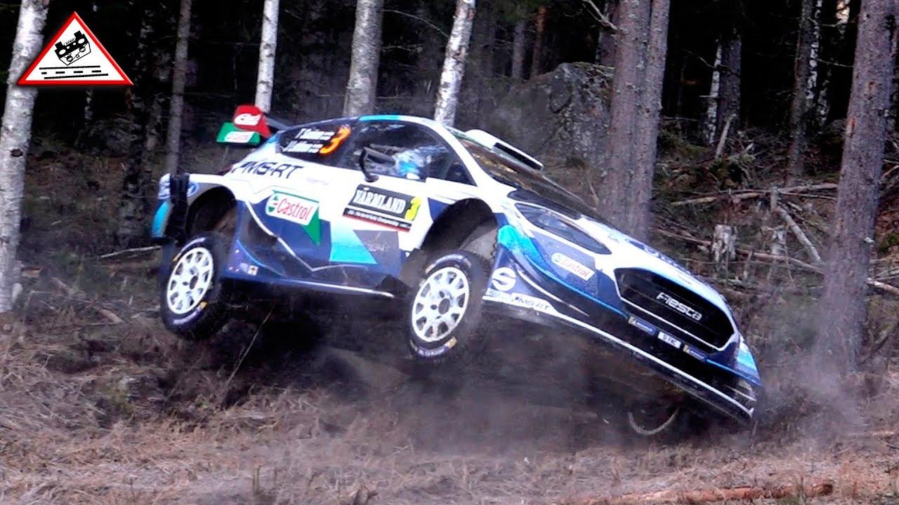Rootsi ralli Shakedown testikatse, Passats de Canto
