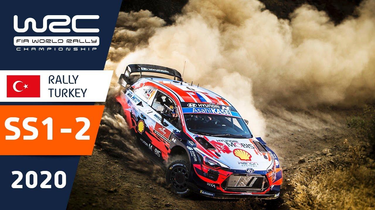 Türgi Ralli 2020 esimese päeva kokkuvõte, WRC