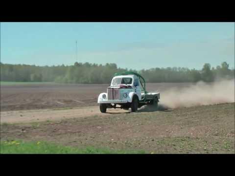 Neste Harju Rally 2017 - ülevaade, Autoleht