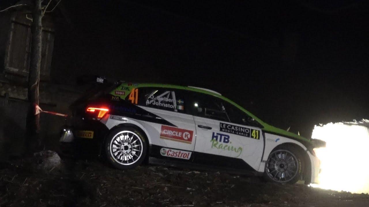 Monte Carlo ralli 2020 - shakedown testikatse, Ouhla lui