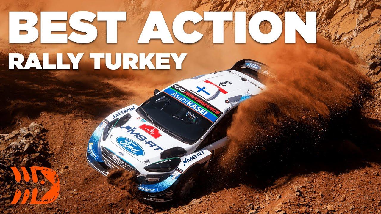 Türgi ralli parimad palad via DirtFish