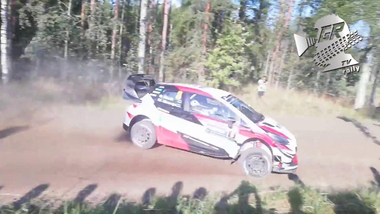 Soome ralli 2018 - ülevaade, GRB rally