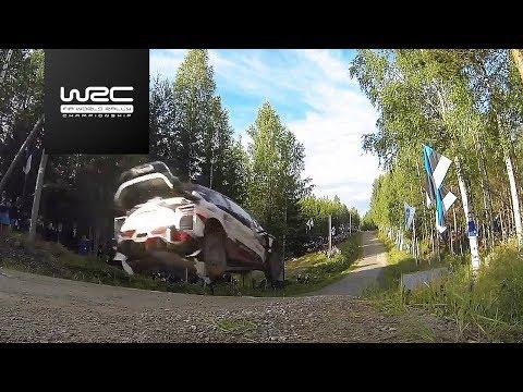 Soome ralli 2017 - SS1 - SS7, ülevaade