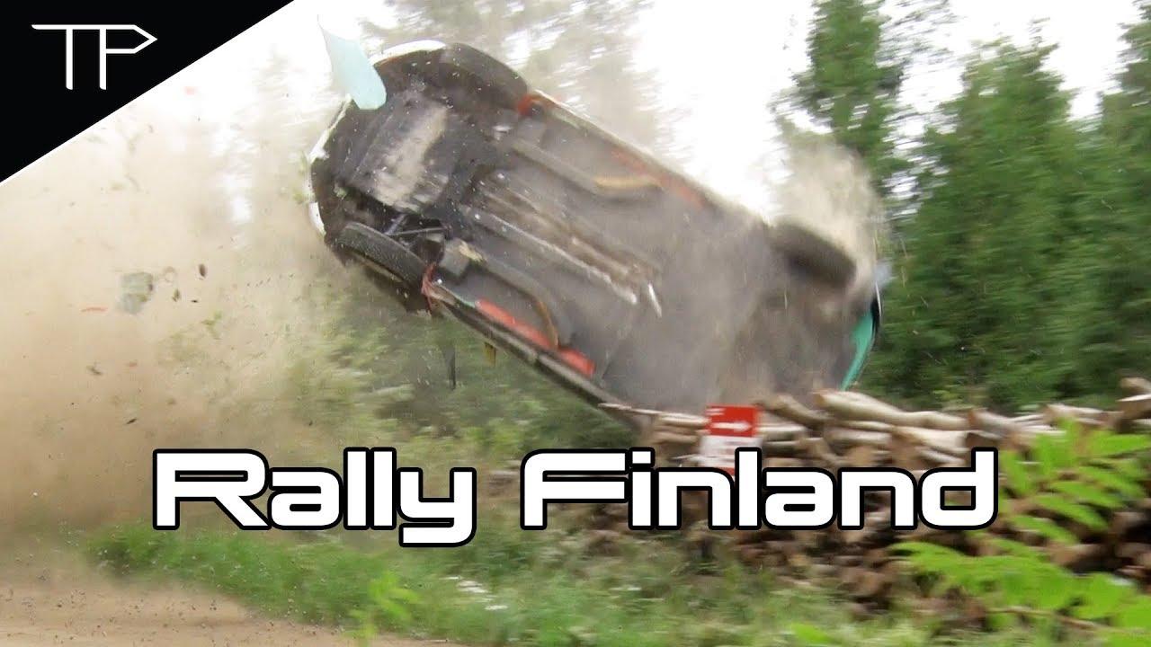 Soome ralli 2019 - SS13/SS17 Päijälä, Toni Vuohelainen