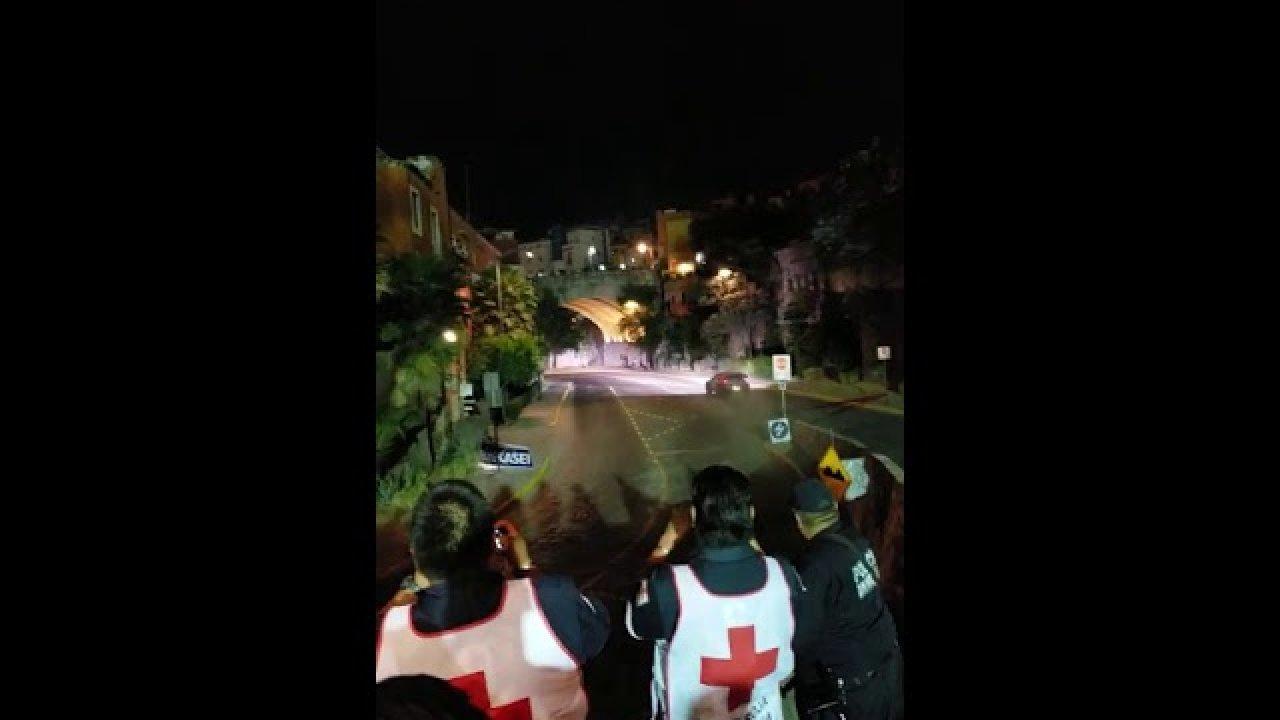 Mehhiko ralli 2019 - SS1, Jose paramo