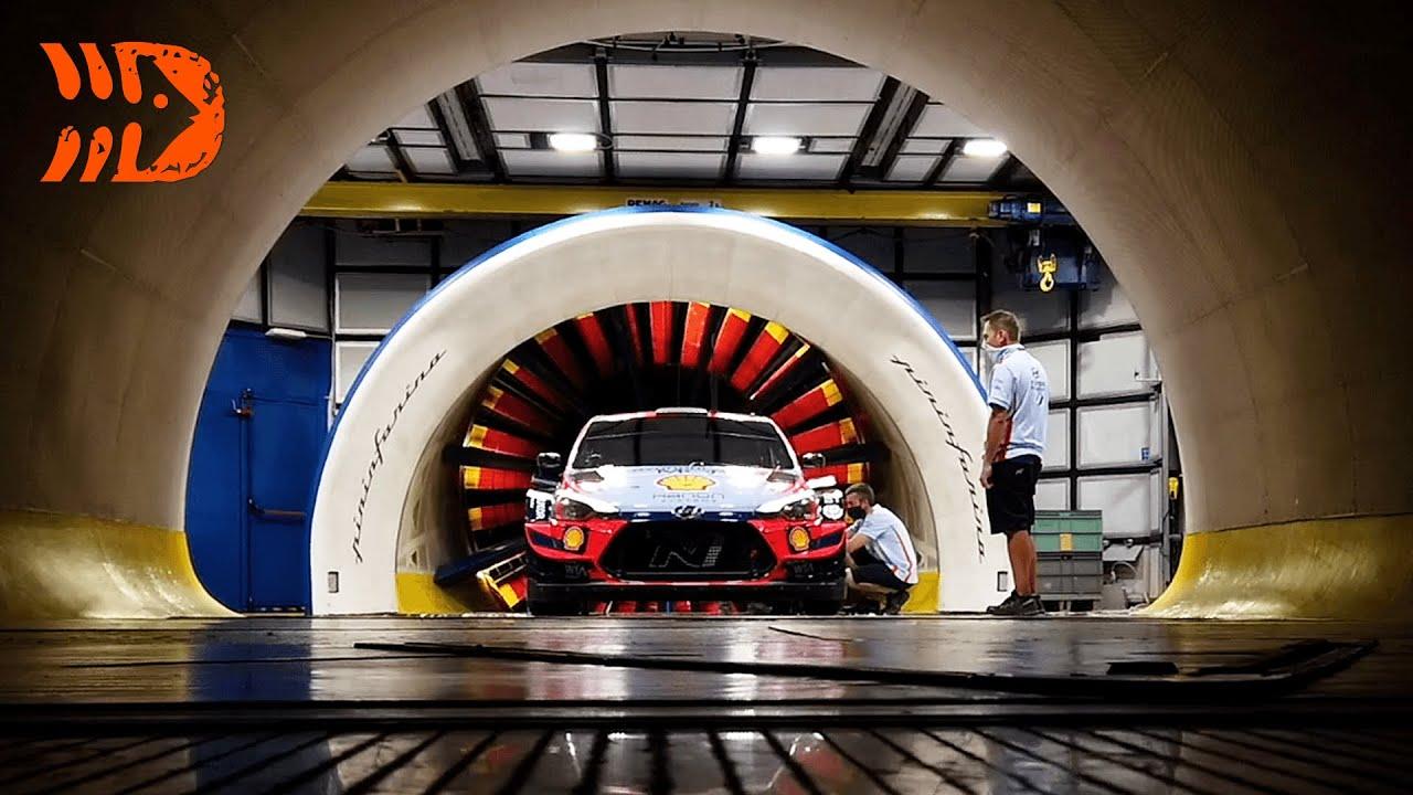 Hyundai WRC meeskonna tehas