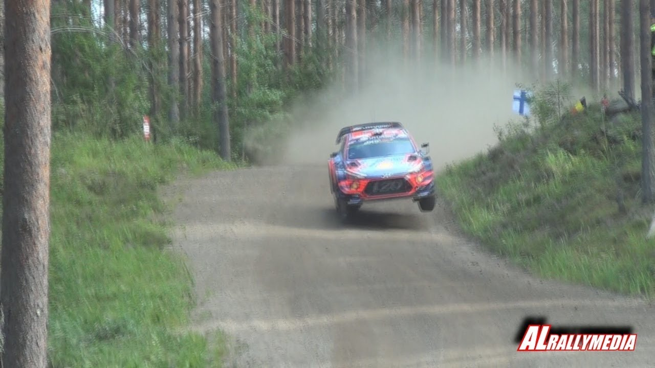 Soome ralli 2019 - SS17 Päijälä, AL Rallymedia