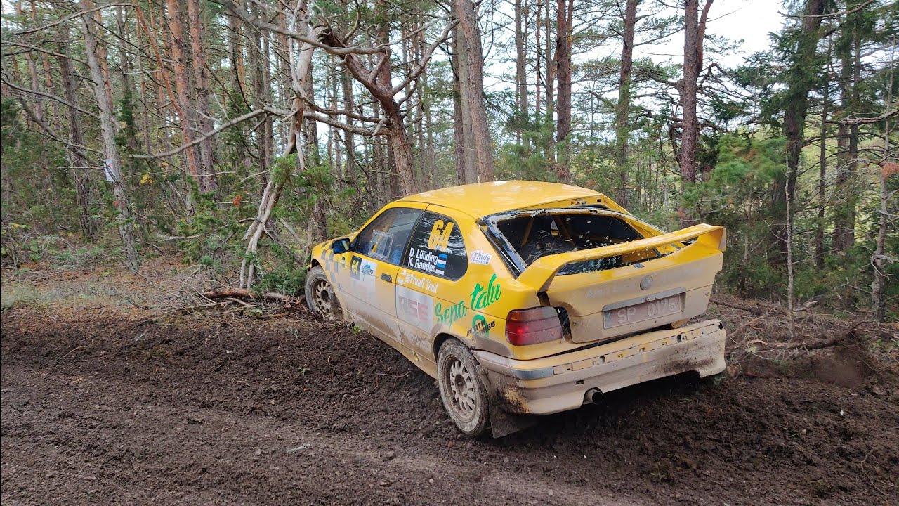 Saaremaa rally 2020 ülevaade, Gevin