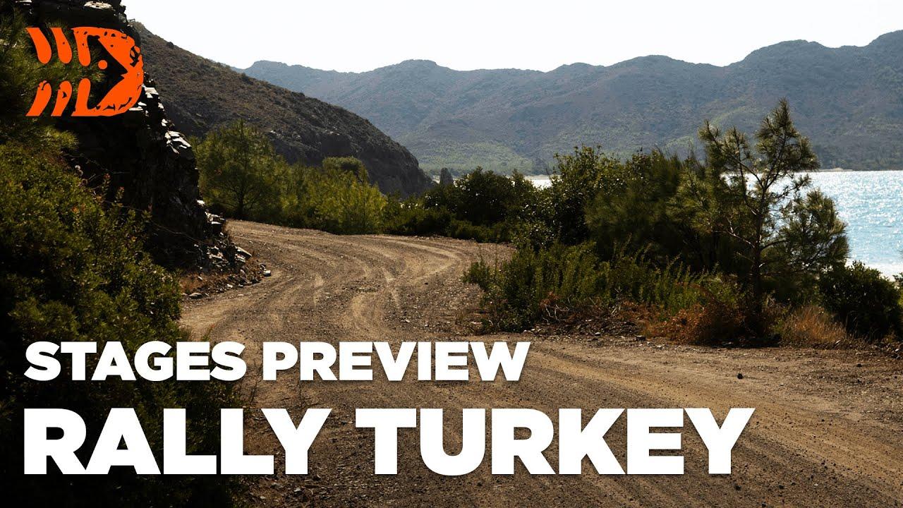 Türgi Ralli kiiruskatsete eelvaade