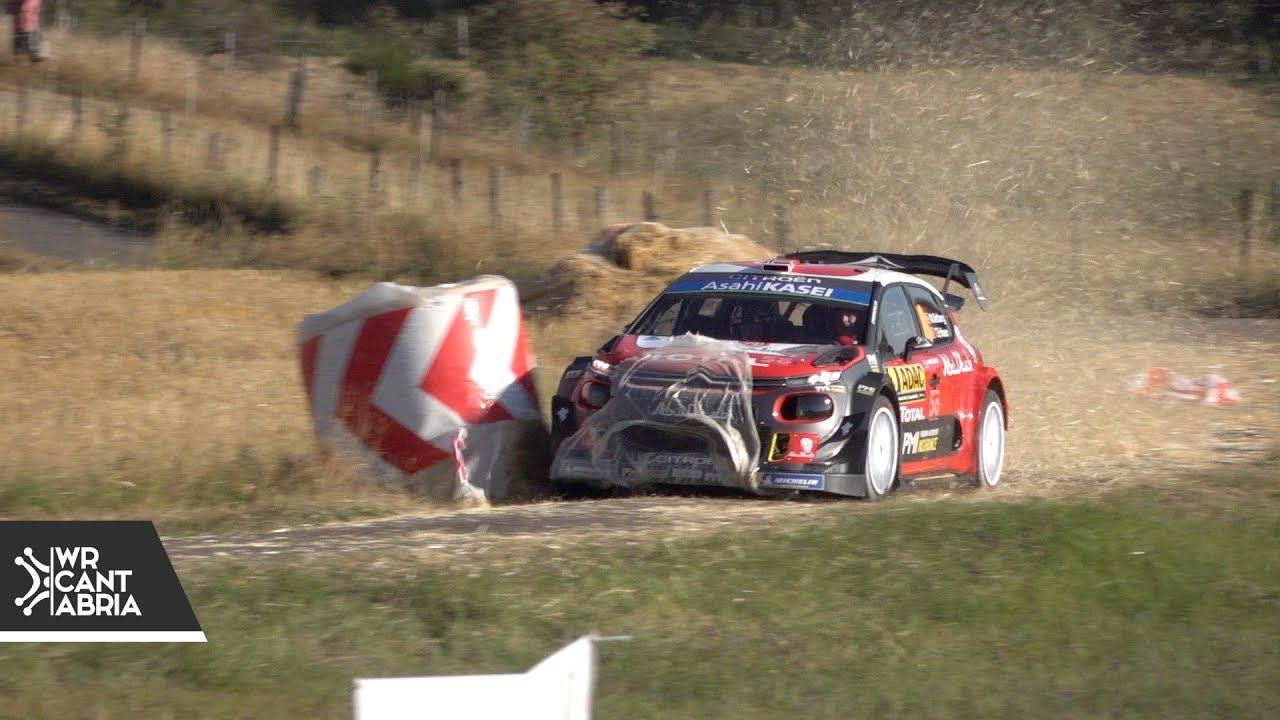 Saksamaa ralli 2018 - testikatse, WRCantabria