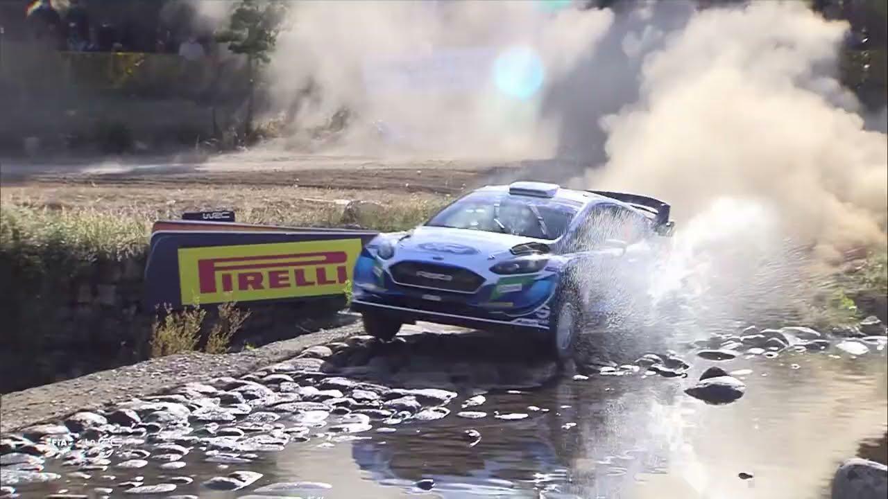 M-Sport Sardiinia ralli 2021 reedese võistluspäeva kokkuvõte, WRC