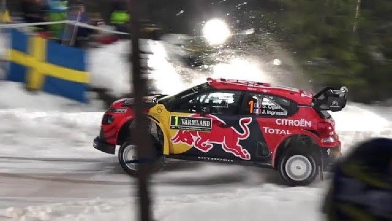 Rootsi ralli 2019 - testikatse, Elwyn R